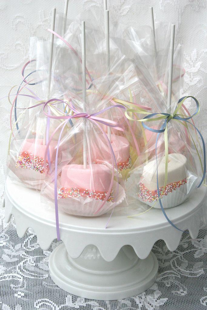 Spring Marshmallow Pops | Flickr - Photo Sharing!