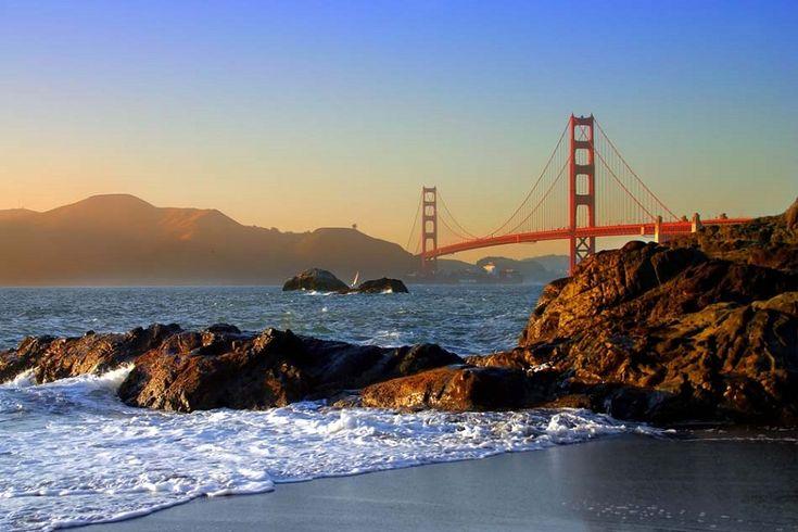 San Francisco-öböl, Amerikai Egyesült Államok