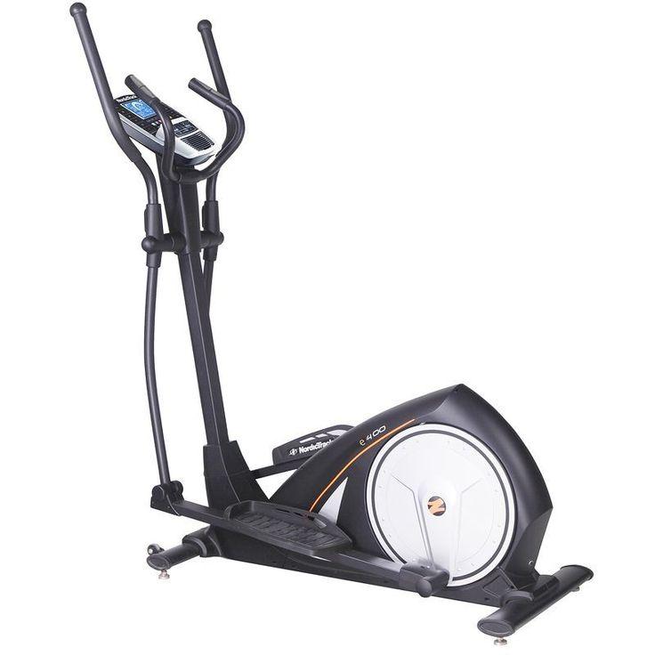 499,99€ - FITNESS Fitness - Vélo elliptique NT E400 - NORDICTRACK