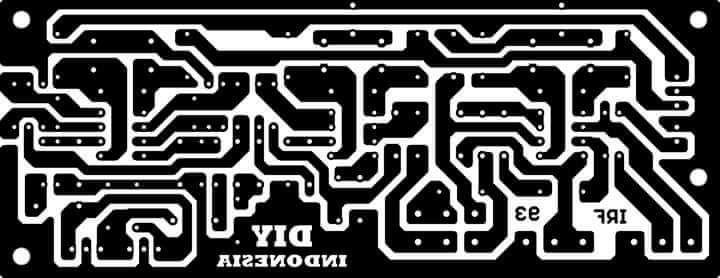PCB Subwoofer Controller NE5532
