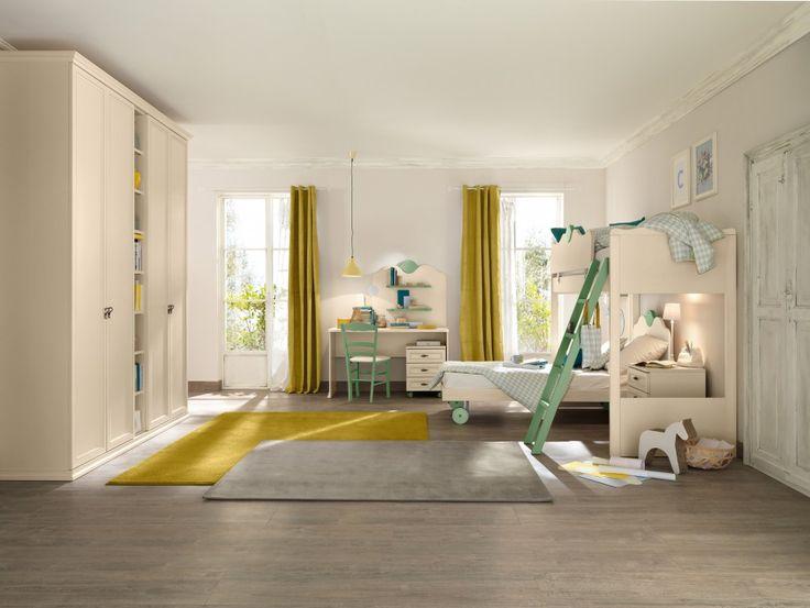 Camerette Arcadia |  Magnolia e Giada | Colombini