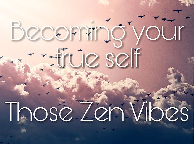 Becoming your true, authentic, spiritual self