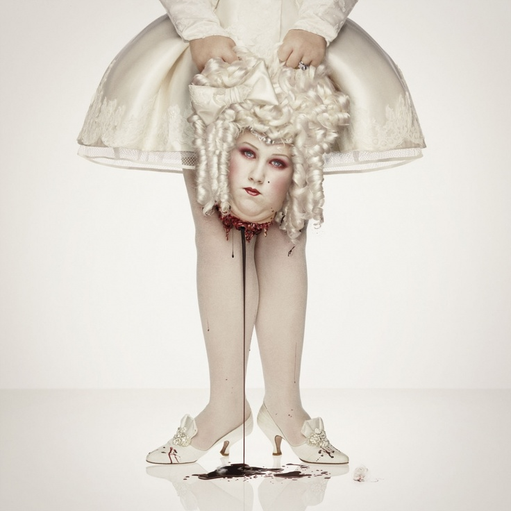 ERWIN OLAF, ROYAL BLOOD, MARIE ANTOINETTE