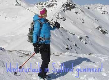 Winterurlaub ⛄ in Südtirol für 2 Personen gewinnen! Mitmachen können Sie noch bis zum 31.11.16, hier erfahren Sie mehr.... #Reise #Gewinnspiel