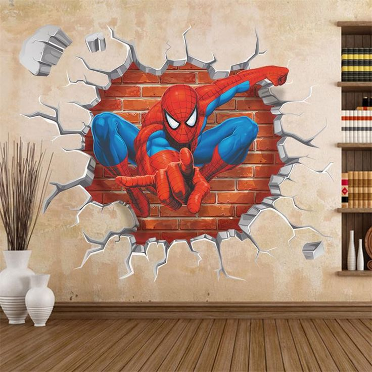 Classification: For Wall Style: Modern Specification: Single-piece Package Pattern: 3D Sticker Scenarios: Wall Theme: Cartoon Model Number: Y006 Brand Name: ZOOYOO Material: Other Color: multicolor Su