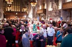 London City Christmas Fair - on a Tuesday until 8pm, could go after work?