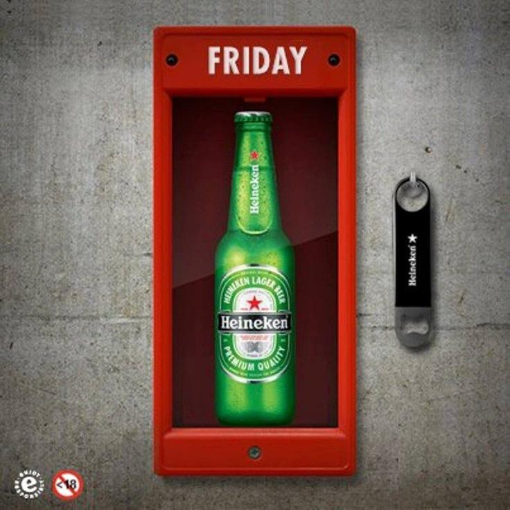 #Heineken