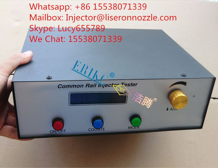 Common rail diesel injector tester and heavy duty diesel injector nozzle tester, diesel fuel injection test equipment
