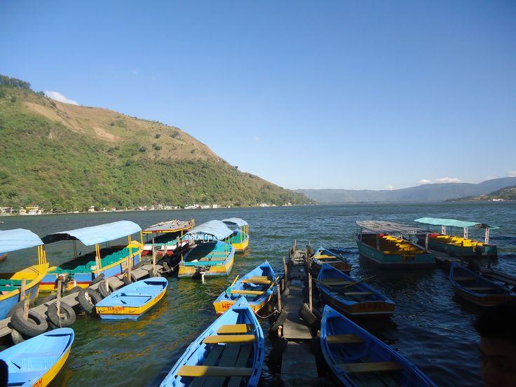 A orillas del Lago - Amatitlan