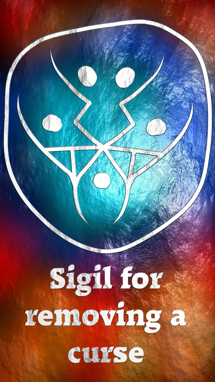 "wolfofantimonyoccultism: "" Sigil for removing a curse Here you go my friend. Thank you for the request, I appreciate it. Sigil requests are open! "" @lalitajain this isn't exactly what you wanted, but it's closer than anything I have."