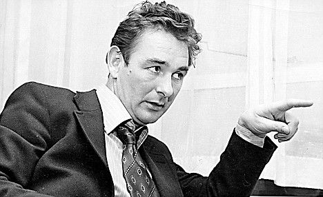 "Brian Clough. Definí gli Juventini ""Cheating Bastards""... HAHAHAHAHA"