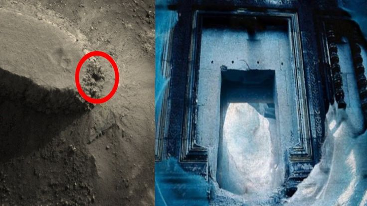 New NASA Discovery!! Massive Alien UFO Base Found On Mars!!? 2017