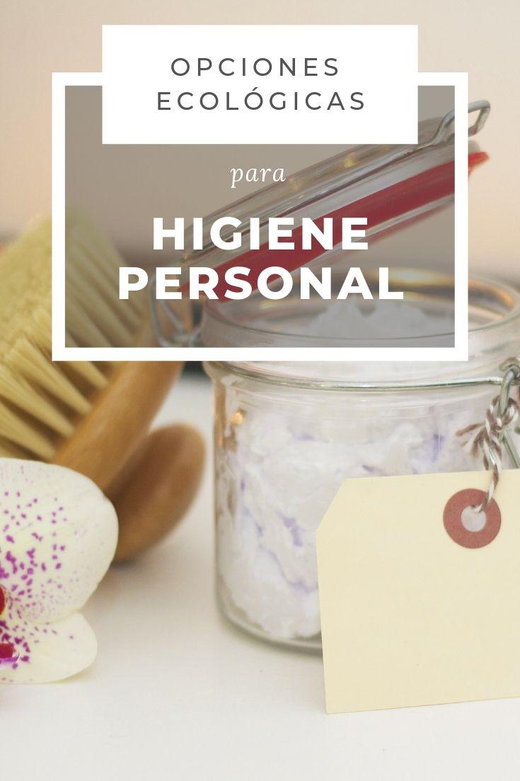Opciones ecológicas para la higiene personal Eco Friendly, Hacks, Bedroom Designs, Zero Waste, Healthy, Nature, Beauty Products, Food, Tips