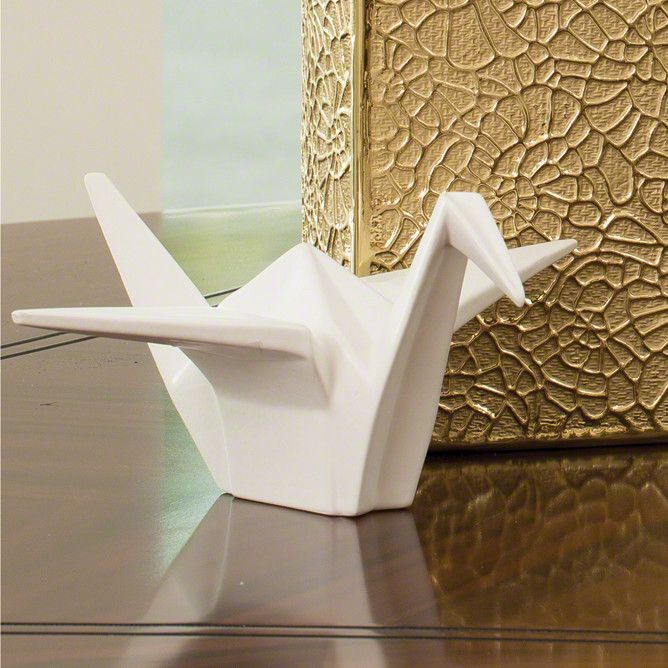 origami crane statue products pinterest origami cranes warm and origami. Black Bedroom Furniture Sets. Home Design Ideas