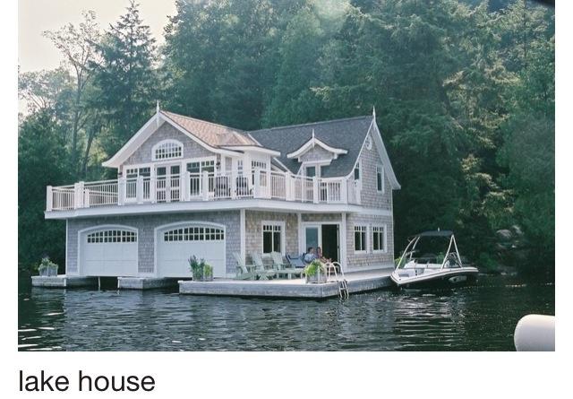 Lake house:)