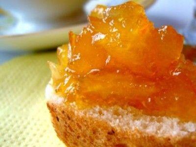 Варенье яблочное с апельсинами