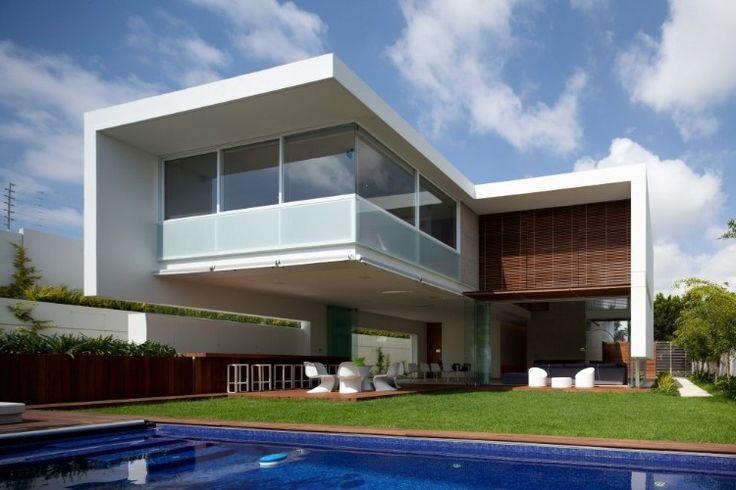 Casa FF by Hernandez Silva Arquitectos