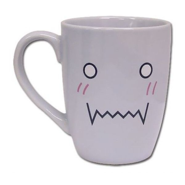 Fullmetal Alchemist Alphonse Elric Face Mug ❤ liked on Polyvore featuring home, kitchen & dining, drinkware and face mug