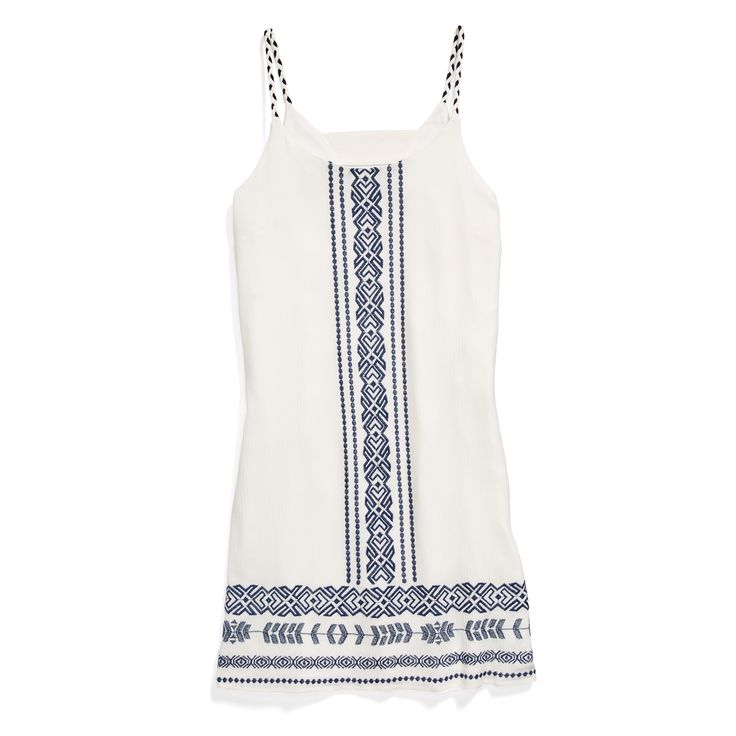 Stitch Fix May Styles: Embroidered Sundress