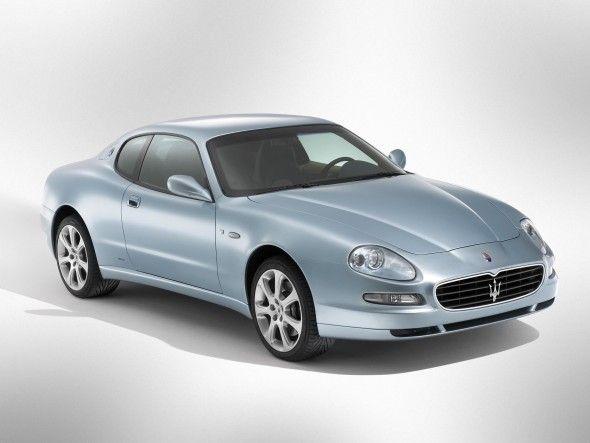 2006 Maserati Coupe GT Image