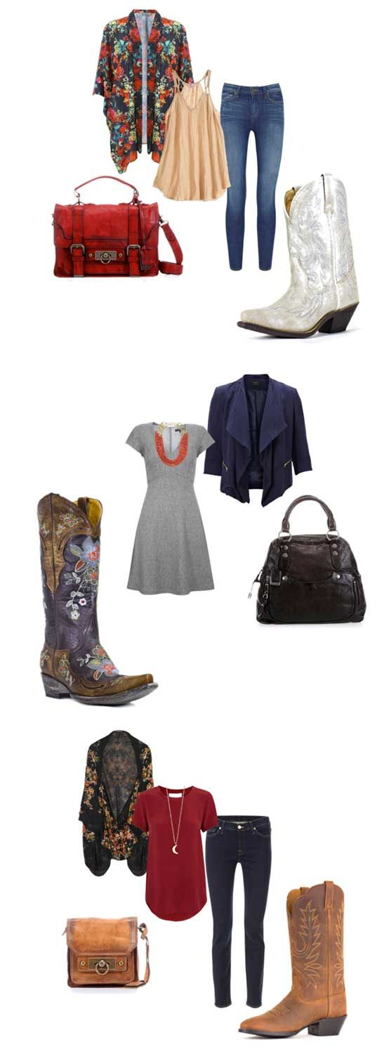Popular Cowboy Boots | Country Outfitter