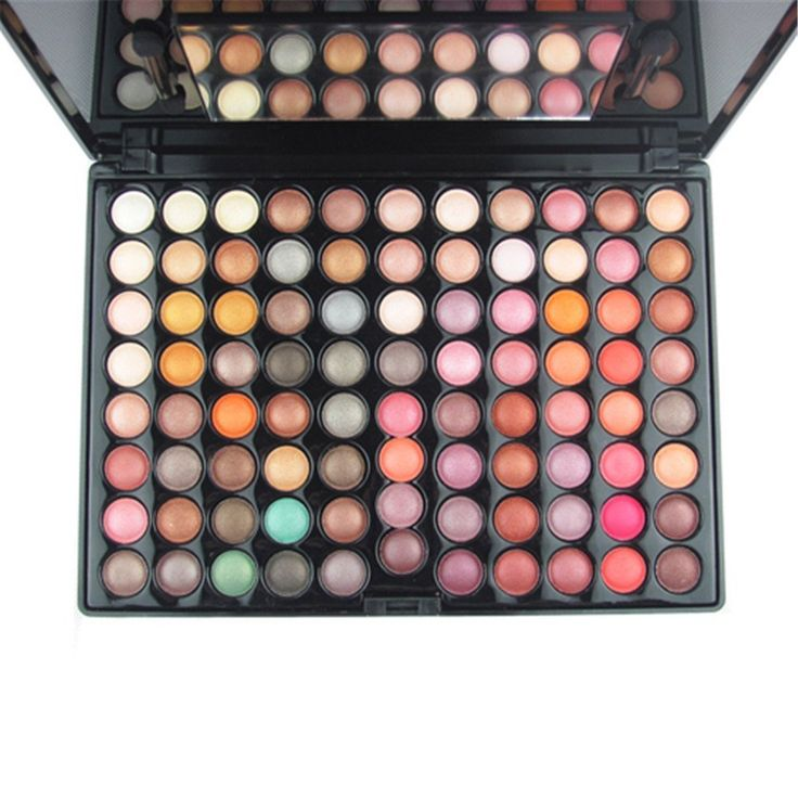 Niwota Professional 88 Color Eyeshadow Palette Makeup Kit Set with One Free Nail Sticker -- Find out more about the great product at the image link. (Note:Amazon affiliate link)