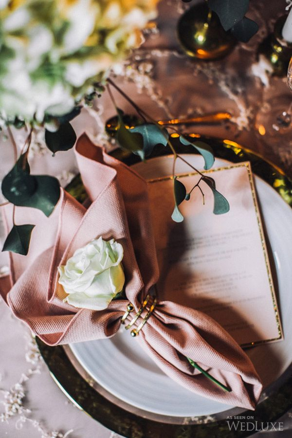This boho-chic inspired shoot is filled with dreamy wedding ideas | PHOTOGRAPHY BY: PURPLE TREE PHOTOGRAPHY Follow @WedLuxe for more #wedding inspiration!