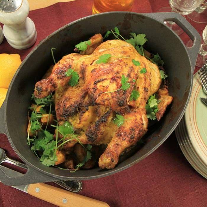 Indisk kycklinggryta