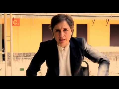 Carmen Aristegui responde #MexicoWantsAristeguiBack