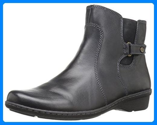 Naturalizer Rylen Damen US 6 Schwarz Mode-Stiefeletten - Stiefel für frauen (*Partner-Link)