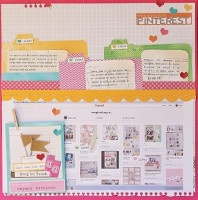 A Project by sophie crespy from our Scrapbooking Gallery originally submitted 04/02/12 at 08:41 AM  For/with Scrapbook Circle Kit!