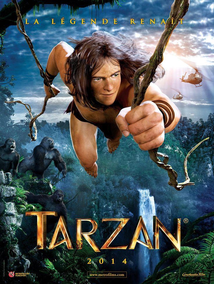 Tarzan 2014 Movie HD Wallpaper