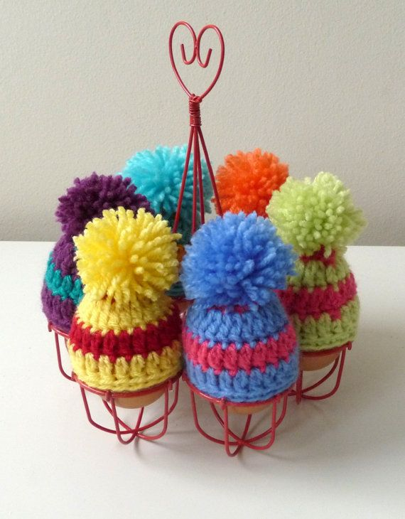 Easter Egg Cosies :)