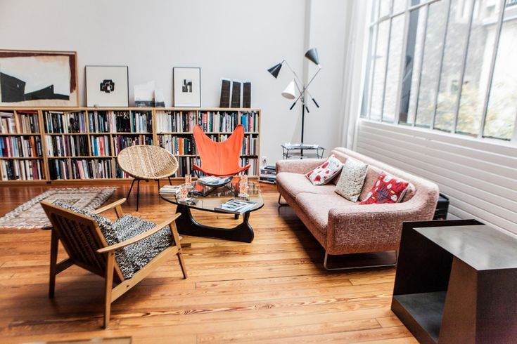 Freunde von Freunden — Louise Brody & Charles Poisay — Art Director & Architect, Apartment and Studio, 14ème arrondissement, Paris — http://www.freundevonfreunden.com/fr/interviews/louise-brody-charles-poisay/