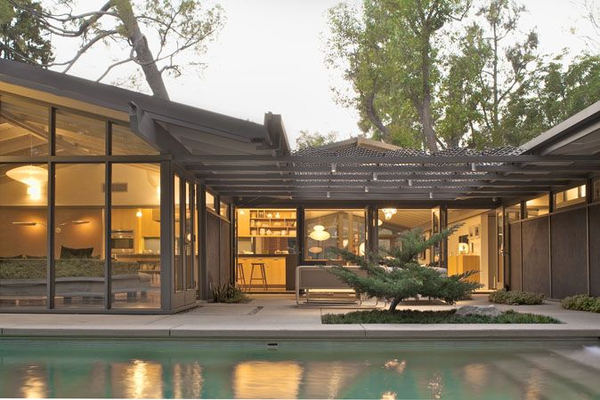 29 best architecture images on pinterest architecture for Contemporary house plans with lots of windows
