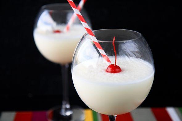 Light & Creamy Pina Colada