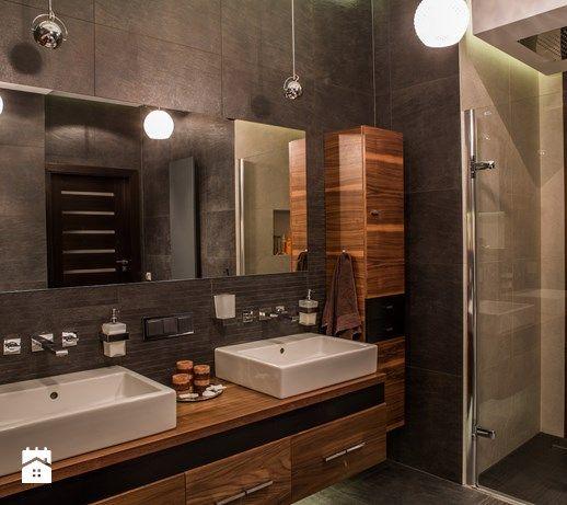 apartament, Poznań - Łazienka, styl nowoczesny - zdjęcie od inGROO | pracownia projektowa