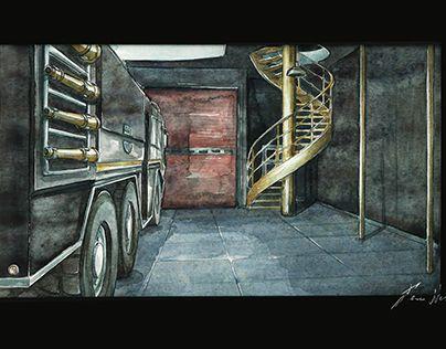 "Check out new work on my @Behance portfolio: ""FAHRENHEIT 451  by Ray Bradbury"" http://be.net/gallery/45820237/FAHRENHEIT-451-by-Ray-Bradbury"