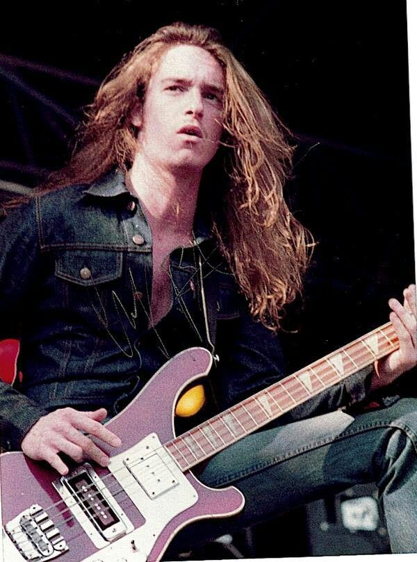 Cliff Burton, Bass Guitarist for Metallica (February 10, 1962 – September 27, 1986) - The greatest bassist of all time.