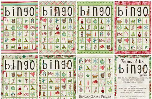 Tombola di natale per bambini da stampare e colorare esercizi d 39 italiano pinterest for Tombola di natale da stampare