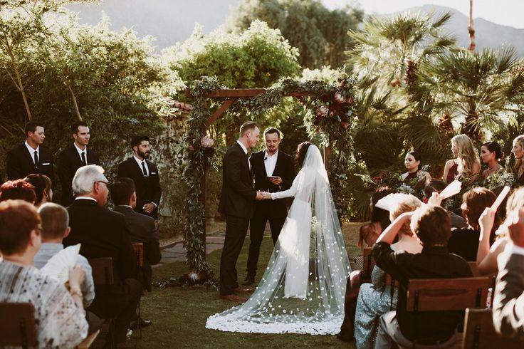 The Keyes Wedding at Colony Palms Hotel