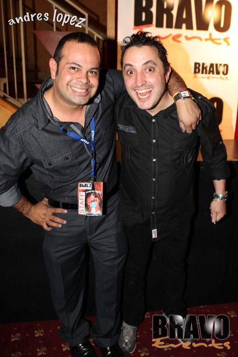 Andres Lopez Tour Bravo Events Melbourne, Australia 2012