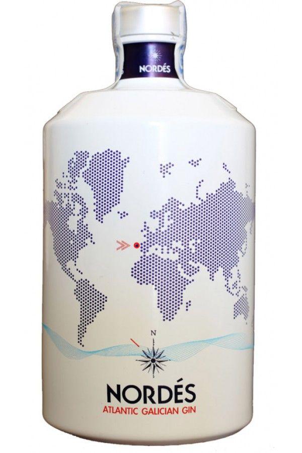 Nordés Gin GALLEGA