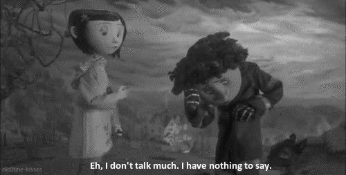 Coraline Movie Quote 3. Picture Quotes.