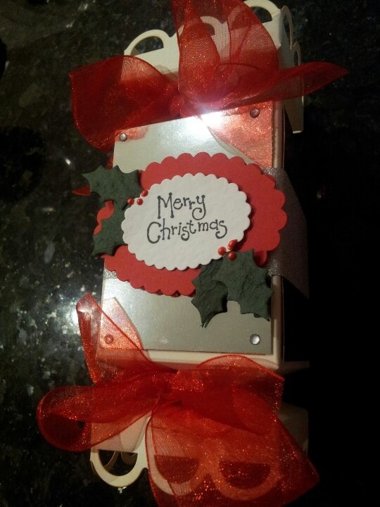Handmade Christmas Crackers
