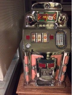 #Antique #slotmachine Merchandise listings - #RanchoSantaMargarita CA at Geebo