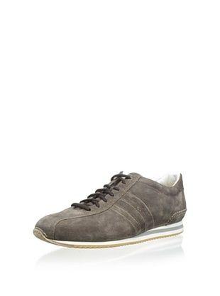 Santoni Men's Sneaker (Grey)
