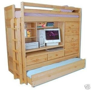odyssey space saver loft bed assembly instructions pdf