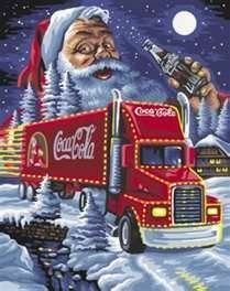 coke christmas truck - Google Search