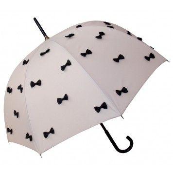 Guy de Jean Lolita Umbrella Ivory
